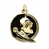 Florida State Seminoles 14KT Gold Charm
