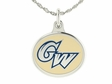 George Washington Colonials Charm