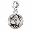 Georgetown Round Dangle Charm