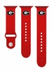 Georgia Bulldogs Band Fits Apple Watch