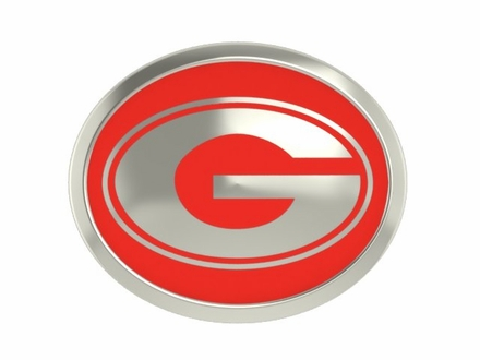 Georgia Bulldogs Enamel Bead