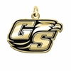 Georgia Southern Eagles 14KT Gold Charm