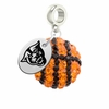 Georgia State Panthers Crystal Drop Charm