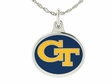 Georgia Tech Yellow Jackets Charm