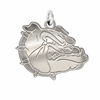 Gonzaga Bulldogs Natural Finish Charm