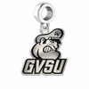 Grand Valley Lakers Logo Cut Out Dangle