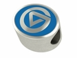 Grand Valley State Lakers Enamel Bead