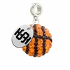 Idaho State Bengals Crystal Drop Charm