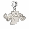 Indiana State Sycamores Dangle Charm