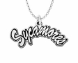 Indiana State Sycamores Word Mark Charm