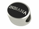Indiana Hoosiers Antiqued Bead