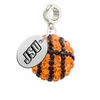 Jacksonville State Gamecocks Crystal Drop Charm