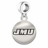 James Madison Round Dangle Charm