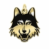 Loyola Chicago Ramblers 14KT Gold Charm