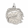 Loyola Marymount Lions Natural Finish Charm