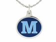 Maine Black Bears Silver Charm