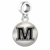 Maine Round Dangle Charm