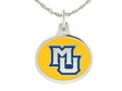 Marquette Golden Eagles Silver Charm