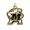 Maryland Terrapins 14KT Gold Charm