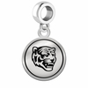 Memphis Tigers Border Round Dangle Charm