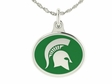 Michigan State MSU Spartans Charm