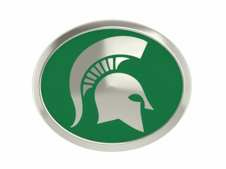 Michigan State Spartans Enamel Bead