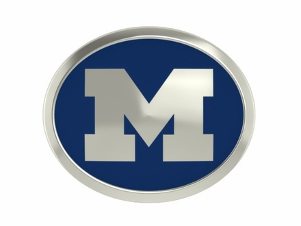 Michigan Wolverines Enamel Bead