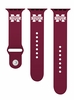 Mississippi State Bulldogs Band Fits Apple Watch