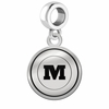 Monmouth Fighting Scots Border Round Dangle Charm