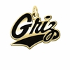 Montana Grizzlies 14KT Gold Charm