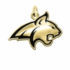Montana State Bobcats 14KT Gold Charm
