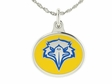 Moorehead State Eagles Enamel Charm