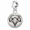 Morehead State Round Dangle Charm