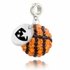Murray State Racers Crystal Drop Charm