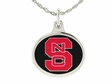 NC State Wolfpack Silver Charm