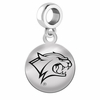 New Hampshire Round Dangle Charm