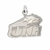 New Hampshire Wildcats Natural Finish Charm