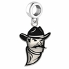 New Mexico State Aggies Logo Cut Out Dangle