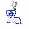 New Orleans Privateers Logo Dangle Charm