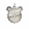 North Carolina A&T Aggies Natural Finish Charm