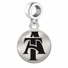 North Carolina A&T Round Dangle Charm