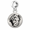 North Dakota State Round Dangle Charm