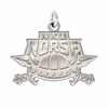 Northern Kentucky Norse Natural Finish Charm