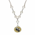Oakland University Pearl Necklace