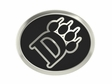 Ohio Dominican Panthers Antiqued Bead