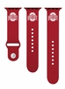 Ohio State Buckeyes Band Fits Apple Watch