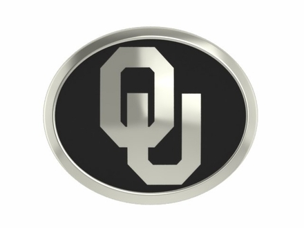 Oklahoma Sooners Antiqued Bead
