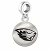 Oregon State Round Dangle Charm