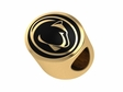 Penn State Nittany Lions 14kt Bead