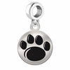 Penn State Round Dangle Charm